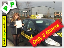 passed with think driving high wycombe