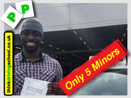 passed with think driving school slough