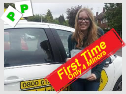 driving lessons Harrow Paul Fowler think driving school