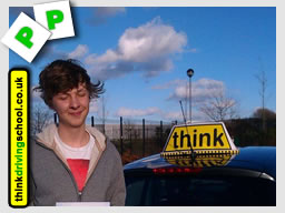 cameron form headley down passed with think driving school from alton