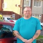 driving lessons Sandhurst Adam Iliffe think driving school B+E
