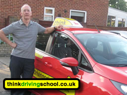 driving instructor in Reading John Mitchell