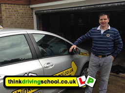 driving instructor in Bracknell